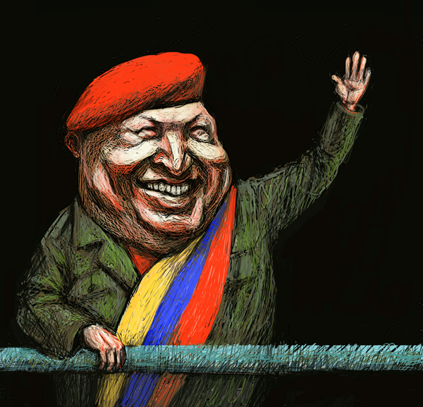 hugo_chavez_by_gabrio76